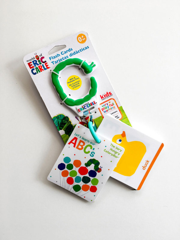 FLASHCARDS LET'S LEARN OUR ABC'S