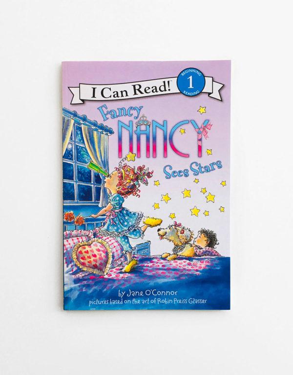 I CAN READ #1: FANCY NANCY SEES STARS