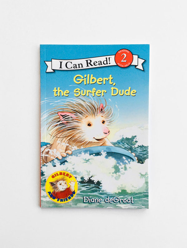 I CAN READ #2: GILBERT, THE SURFER DUDE