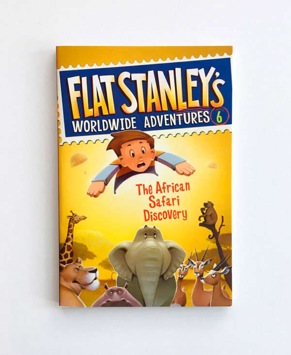 FLAT STANLEY'S WORLDWIDE ADVENTURES: AFRICAN DISCOVERY