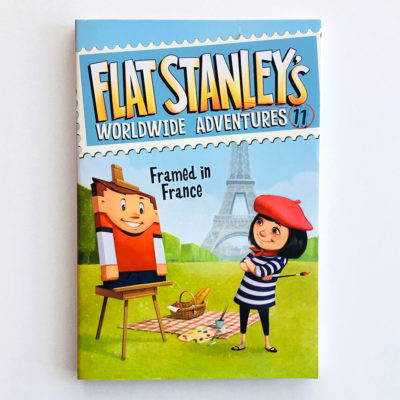 FLAT STANLEY'S WORLDWIDE ADVENTURES: FRAMED IN FRANCE
