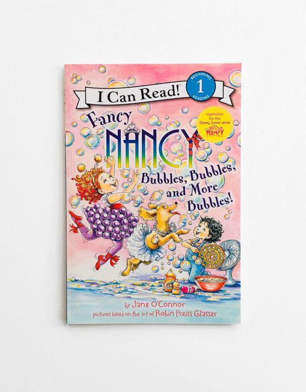 I CAN READ #1: BUBBLES, BUBBLES AND MORE BUBBLES!