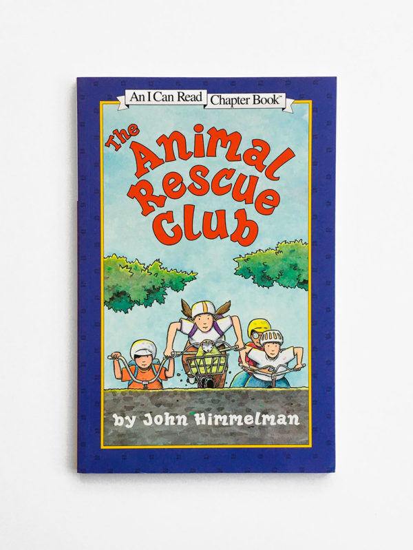 I CAN READ #4: ANIMAL RESCUE CLUB