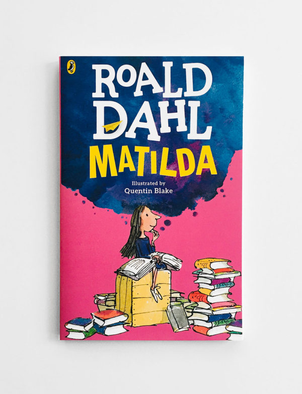 MATILDA - ROALD DAHL (ENGLISH)