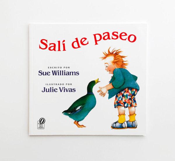 SALÍ DE PASEO
