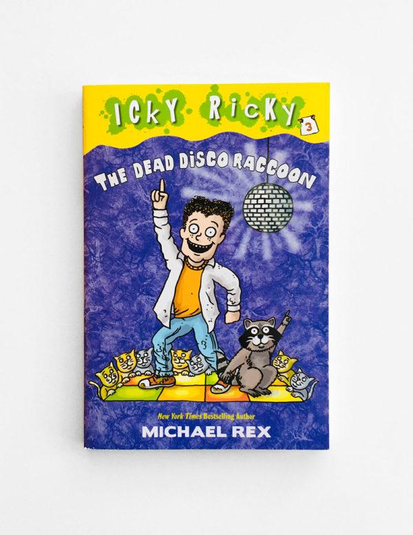 ICKY RICKY: THE DEAD DISCO RACOON