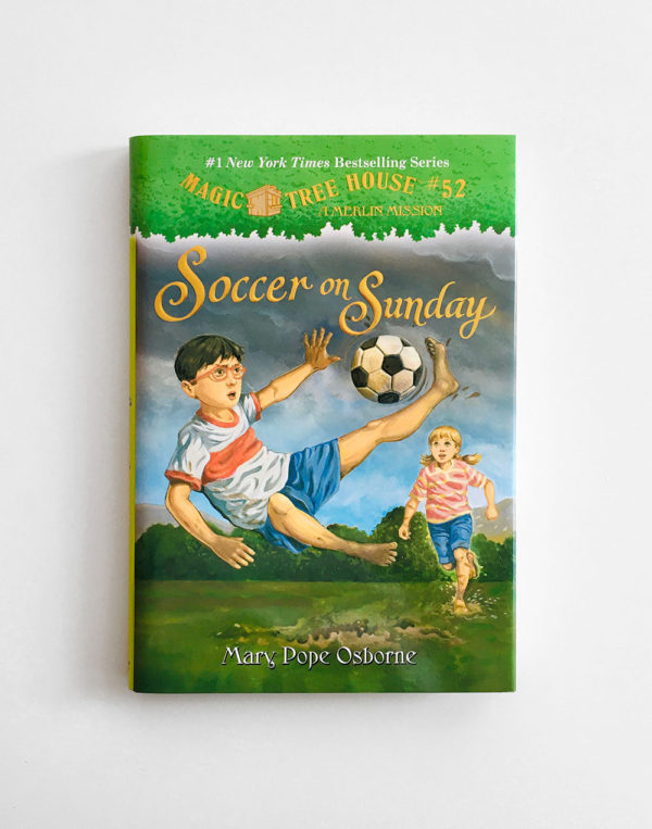 MAGIC TREE HOUSE - MERLIN MISSION: SOCCER ON SUNDAY