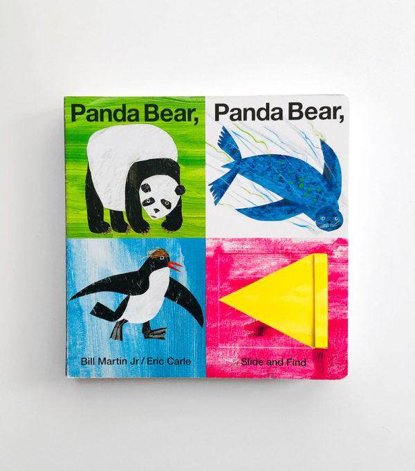 PANDA BEAR, PANDA BEAR (SLIDE & FIND)
