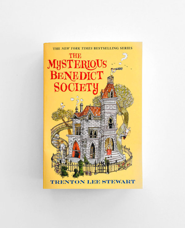 THE MYSTERIOUS BENEDICT SOCIETY (#1)