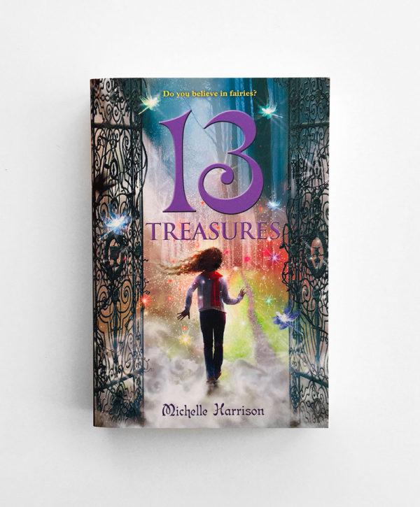 13 TREASURES (#1)