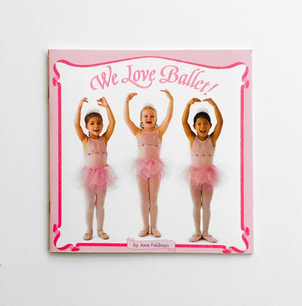 WE LOVE BALLET
