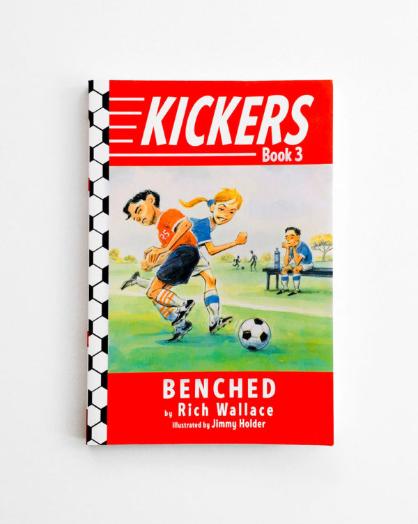 KICKERS: BENCHED