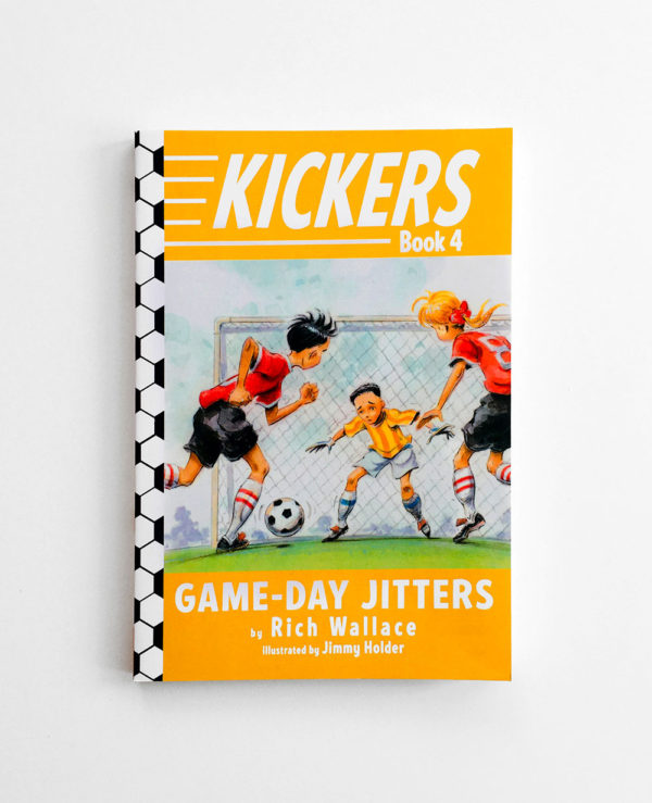 KICKERS: GAME DAY JITTERS