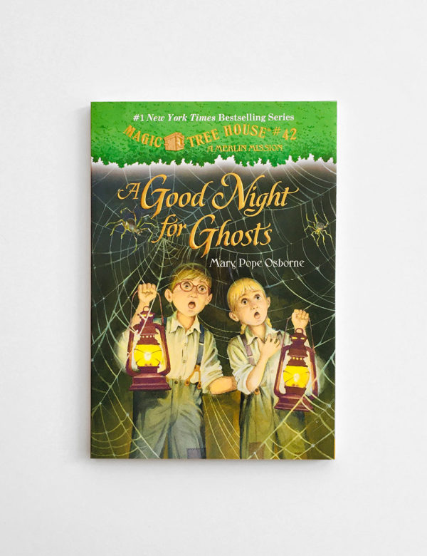 MAGIC TREE HOUSE - MERLIN MISSION: A GOOD NIGHT FOR GHOSTS