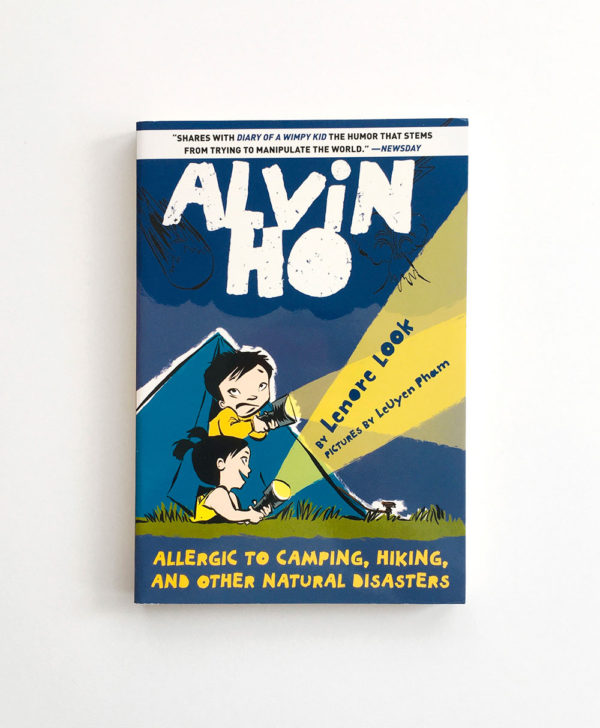 ALVIN HO: ALLERGIC TO CAMPING, HIKING AND OTHER NATURAL DISASTERS