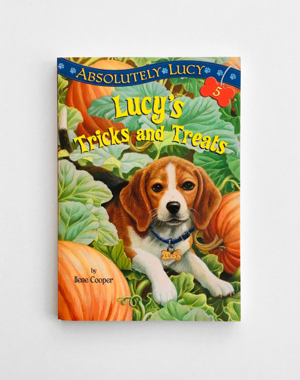 ABSOLUTELY LUCY: LUCY'S TRICK AND TREATS