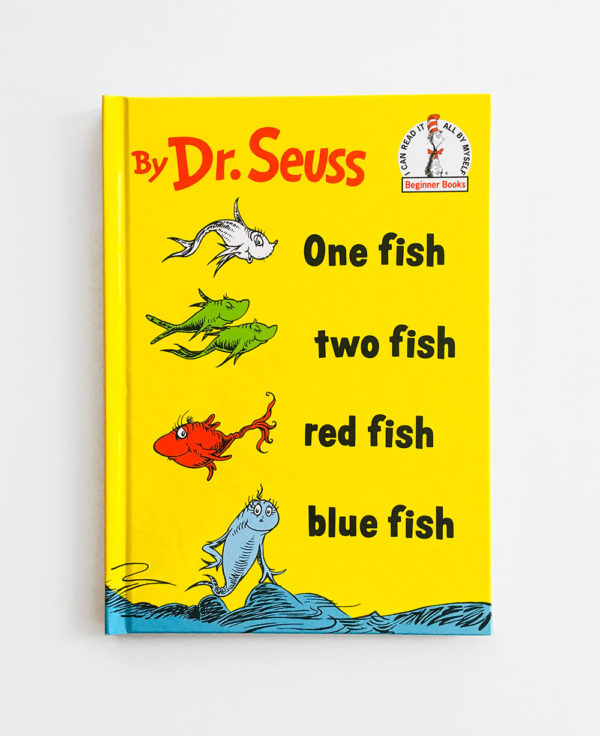 DR. SEUSS: ONE FISH TWO FISH, RED FISH BLUE FISH