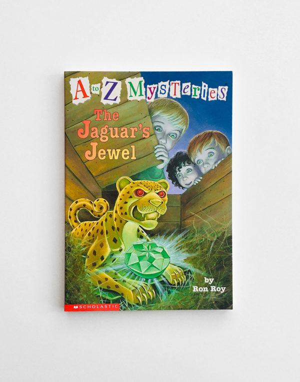 A TO Z MYSTERIES: JAGUAR'S JEWEL