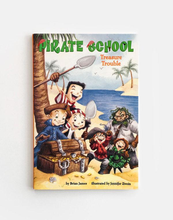 PIRATE SCHOOL: TREASURE TROUBLE