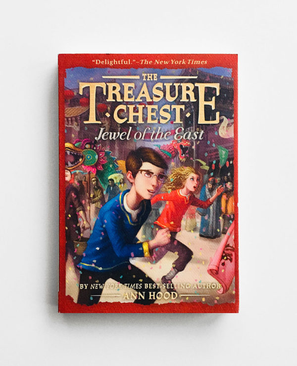THE TREASURE CHEST: JEWEL OF THE EAST