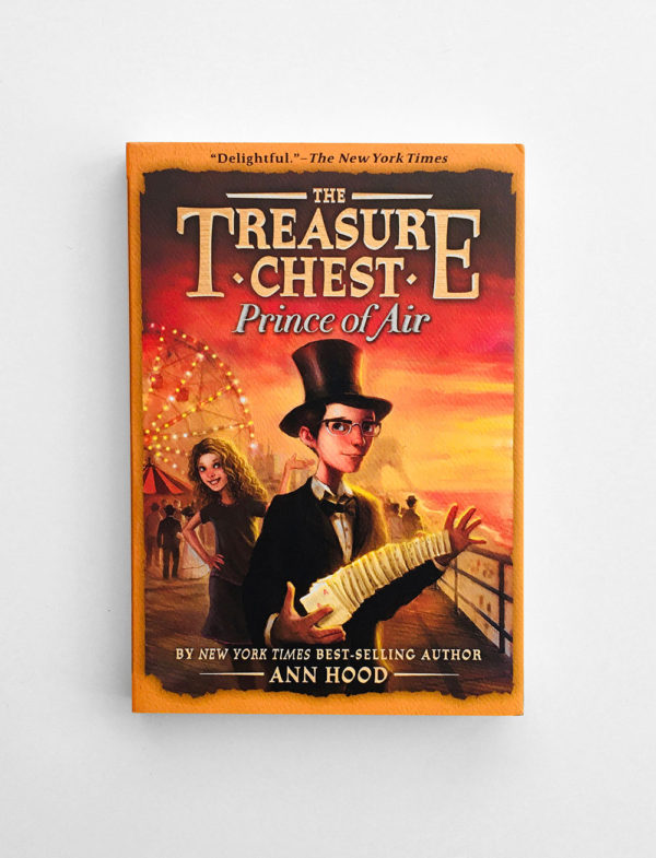 THE TREASURE CHEST: PRINCE OF AIR