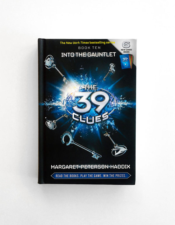 39 CLUES: INTO THE GAUNTLET (#10)