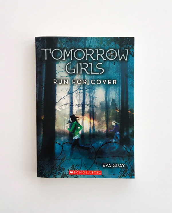 TOMORROW GIRLS: RUN FOR COVER (#2)