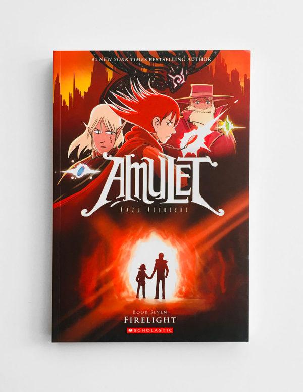 AMULET: FIRELIGHT (#7)