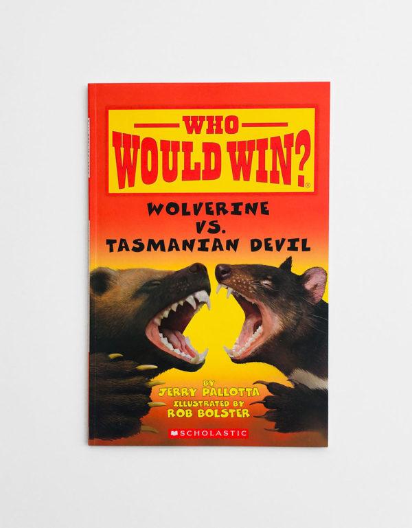 WHO WOULD WIN? WOLVERINE VS TASMANIAN DEVIL