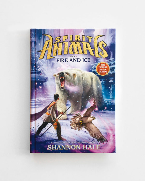 SPIRIT ANIMALS: FIRE AND ICE (#4)
