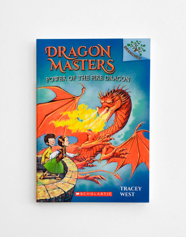 DRAGON MASTERS: POWER OF THE FIRE DRAGON (#4)