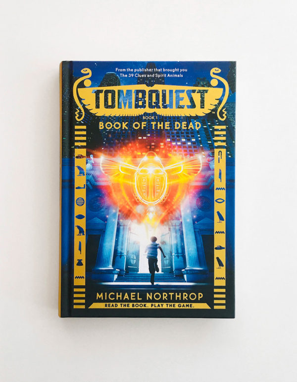 TOMBQUEST: BOOK OF THE DEAD (#1)