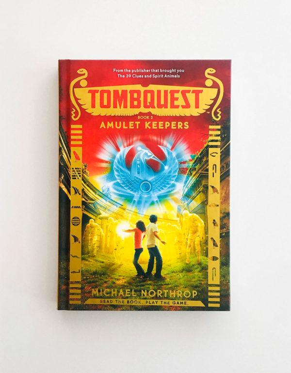 TOMBQUEST: AMULET KEEPERS (#2)