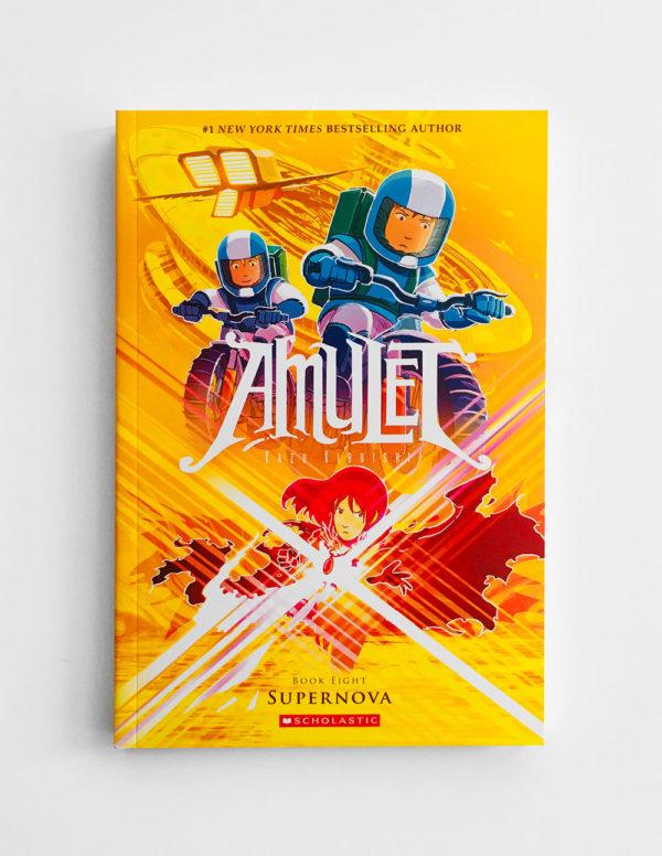 AMULET: SUPERNOVA (#8)