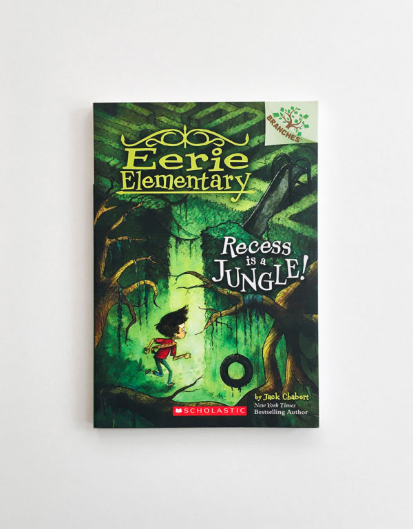 EERIE ELEMENTARY: THE RECESS IS A JUNGLE