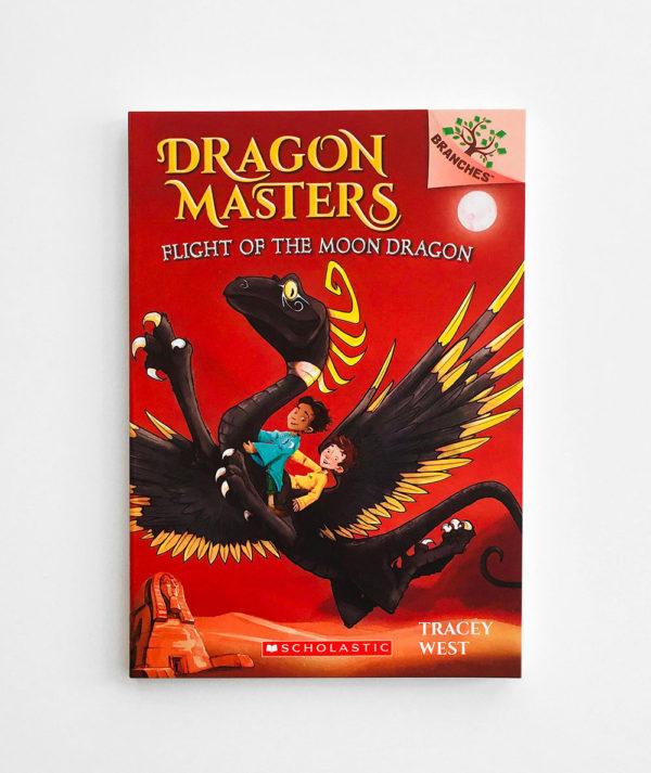 DRAGON MASTERS: FLIGHT OF THE MOON DRAGON (#6)