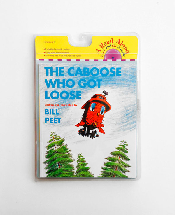 THE CABOOSE WHO GOT LOOSE (+CD)