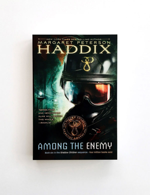 SHADOW CHILDREN: AMONG THE ENEMY (#6)