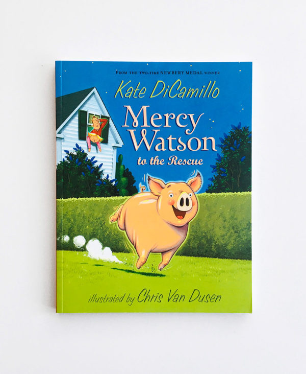 MERCY WATSON TO THE RESCUE (#1)