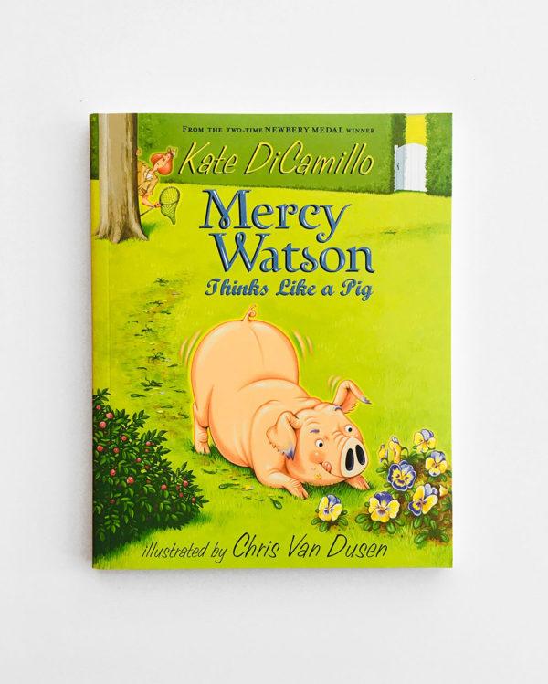 MERCY WATSON THINKS LIKE A PIG (#5)