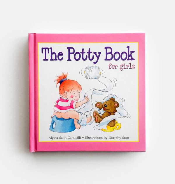 POTTY BOOK FOR GIRLS