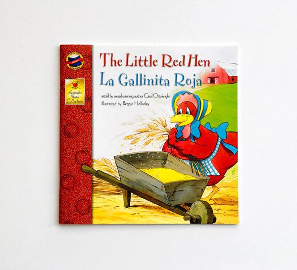 GALLINITA ROJA - LITTLE RED HEN