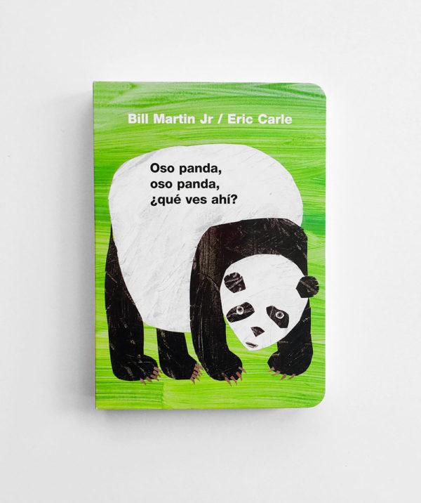 OSO PANDA, OSO PANDA, ¿QUÉ VES AHÍ?
