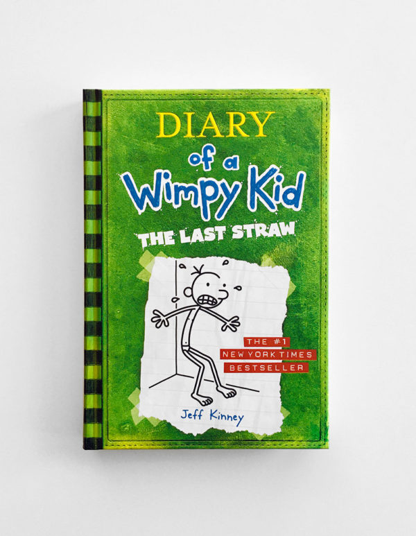 DIARY OF A WIMPY KID: THE LAST STRAW (#3)