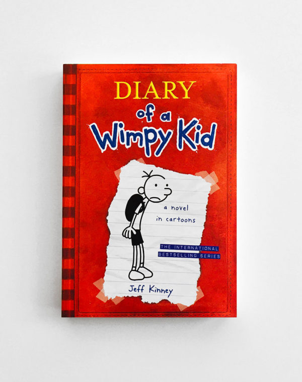 DIARY OF A WIMPY KID (#1)