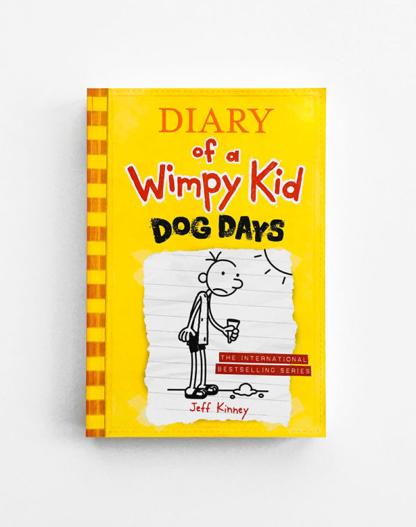 DIARY OF A WIMPY KID: DOG DAYS (#4)
