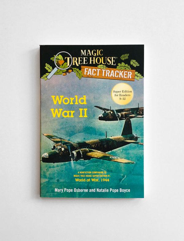 MAGIC TREE HOUSE - RESEARCH: WORLD WAR II