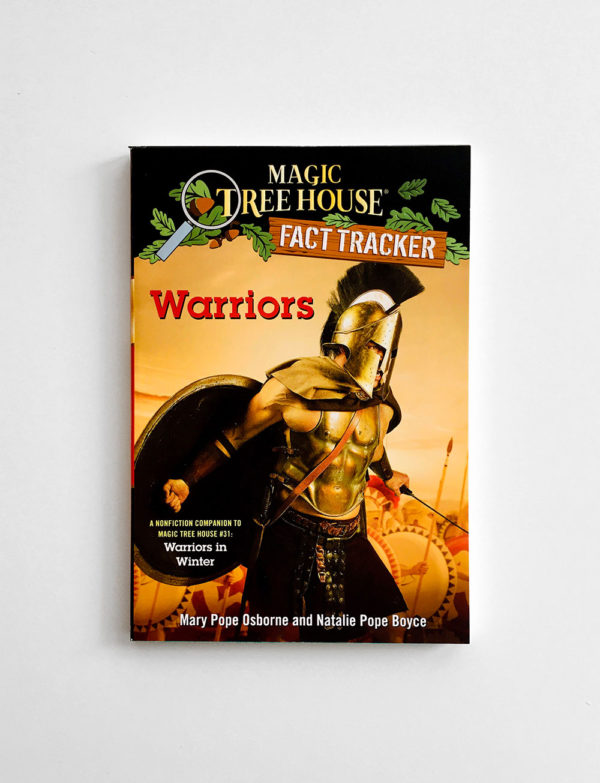 MAGIC TREE HOUSE - RESEARCH: WARRIORS