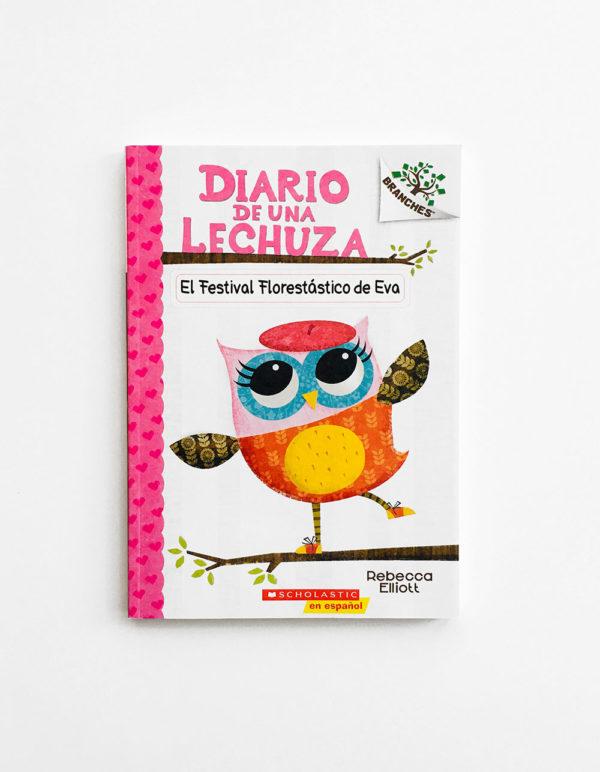 DIARIO DE UNA LECHUZA: EL FESTIVAL FLORESTÁSTICO DE EVA (#1)