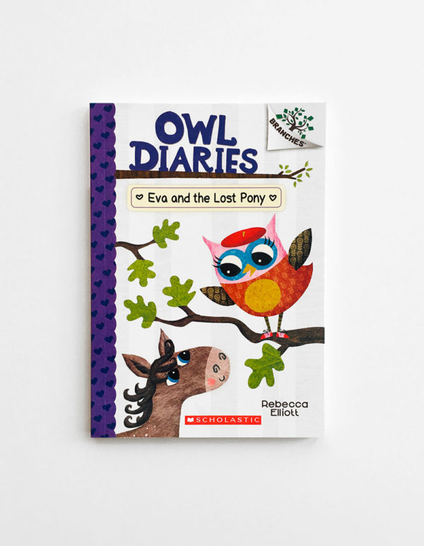 OWL DIARIES: EVA AND THE LOST PONY (#8)